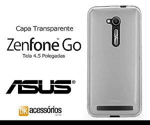 Capa de Silicone Zenfone Go (Tela 4.5 Polegadas).
