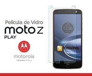 Película de Vidro para Moto Z Play