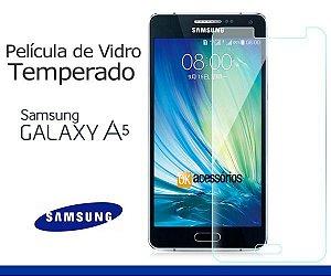 Película de Vidro para Galaxy A5 Duos.
