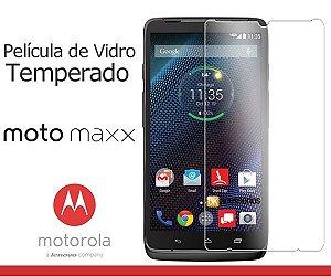 Película de Vidro para Moto Maxx.