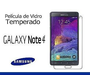 Película de Vidro para Samsung Galaxy Note 4.