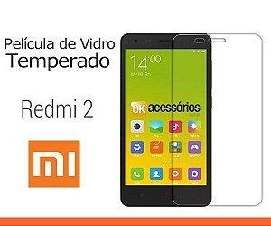 Película de Vidro para Xiaomi Redmi 2.