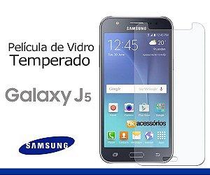 Película de Vidro para Galaxy J5 Duos.