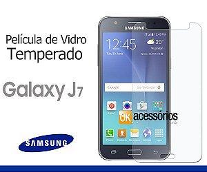 Película de Vidro para Galaxy J7 Duos.