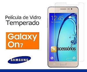Película de Vidro para Galaxy On7