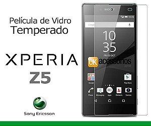 Película de Vidro para Xperia Z5