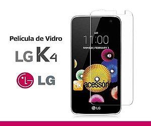 Película de Vidro para LG K4.