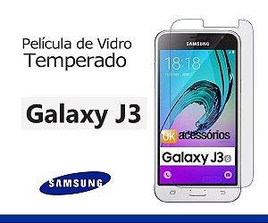 Película de Vidro para Galaxy J3