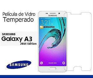 Película de Vidro para Galaxy A3 2016