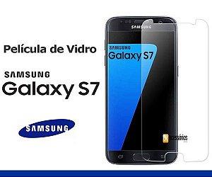Película de Vidro para Galaxy S7.