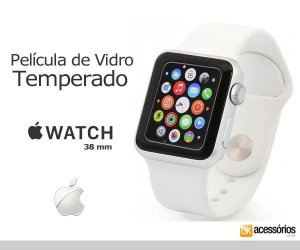 Película de Vidro para Apple Watch - 38 mm