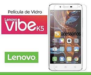Película de Vidro para Lenovo VIBE K5