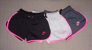 Shorts moleton - Cores diversas