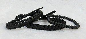 Conjunto de pulseiras aloha, 3 peças, V
