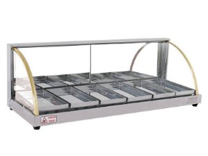 Estufa Para Salgados Modelo Simples - Supritecs
