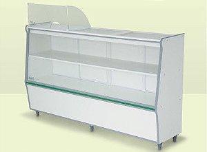 Balcão caixa / Expositor ArmCX 180 - Artlux
