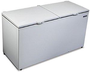 Freezer Horizontal T/ cega Dupla Ação 550Lts - MetalFrio