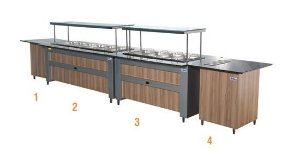 BUFFET MODULADO POP