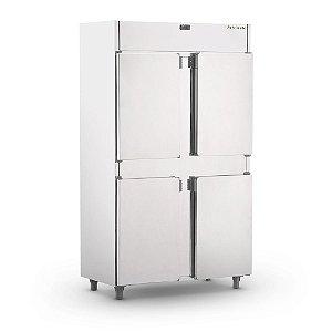 Geladeira Comercial Inox 04 Portas - Refrimate