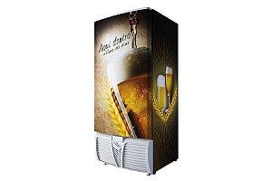 Cervejeira Adesivada P/ cega 320Lts