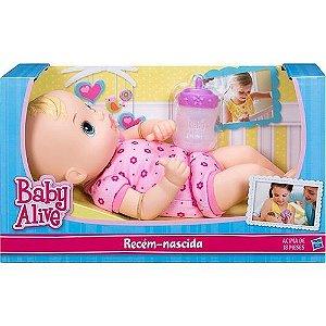 A5429  BABY ALIVE RECEM NASCIDA LOIRA