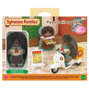5238 SYLVANIAN FAMILIES PIZZA DELIVERY