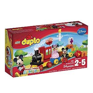 10597 LEGO DUPLO  Desfile de Aniversario do Mickey e Minnie