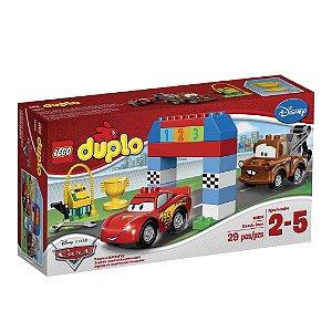 10600 LEGO DUPLO  Disney Pixar Cars Corrida Clássica