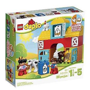 10617 LEGO DUPLO  Minha Primeira Fazenda