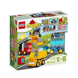 10816 LEGO DUPLO  Os Meus Primeiros Veículos