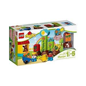 10819 LEGO DUPLO  O Meu Primeiro Jardim