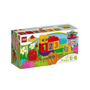 10831 LEGO DUPLO  O Meu Primeiro Caterpílar
