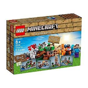 21116 LEGO MINECRAFT  Caixa Criativa