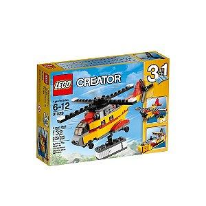 31029 LEGO CREATOR  Helicóptero de Carga
