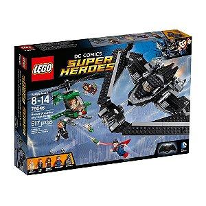 76046 LEGO DC COMICS  Heróis de Justiça: Combate no Céu