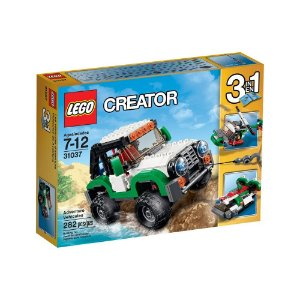 31037 LEGO CREATOR  Veículos de Aventura