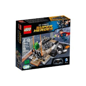 76044 LEGO DC COMICS  Confronto de Heróis Batman x Superman