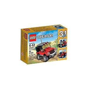 31040 LEGO CREATOR  Carros de Corrida do Deserto