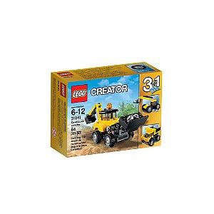 31041 LEGO CREATOR  Veículos de Construção