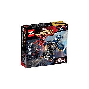 76036 LEGO MARVEL  Jato de Ataque da SHIELD