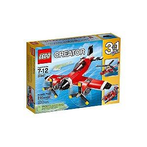 31047 LEGO CREATOR  Avião a Hélice