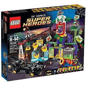 76035 LEGO DC COMICS  A Terra do Coringa
