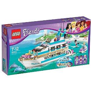 41015 LEGO FRIENDS  Cruzeiro Com Golfinhos