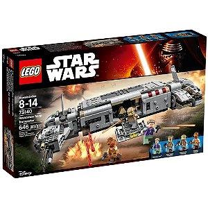 75140 LEGO STAR WARS  Transporte da Tropa de Resistência