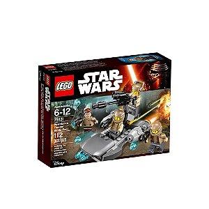 75131 LEGO STAR WARS  Pack de Combate da Resistência