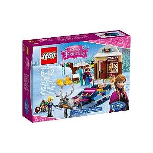 41066 LEGO DISNEY  Aventura de Trenó de Anna e Kristoff