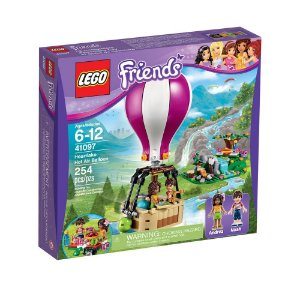 41097 LEGO FRIENDS  O Balão de Ar Quente de Heartlake