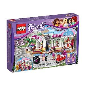 41119 LEGO FRIENDS  O Café de Cupcakes de Heartlake