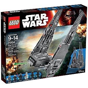 75104 LEGO STAR WARS  Command Shuttle de Kylo Ren