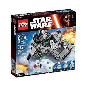 75100 LEGO STAR WARS  Snowspeeder da Primeira Ordem